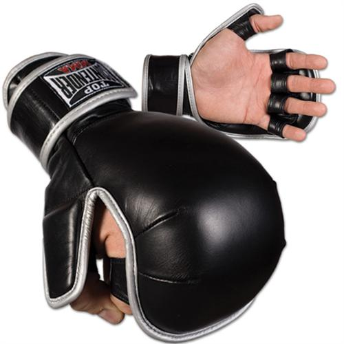 Top Contender Wrist Wrap MMA Grappling Gloves
